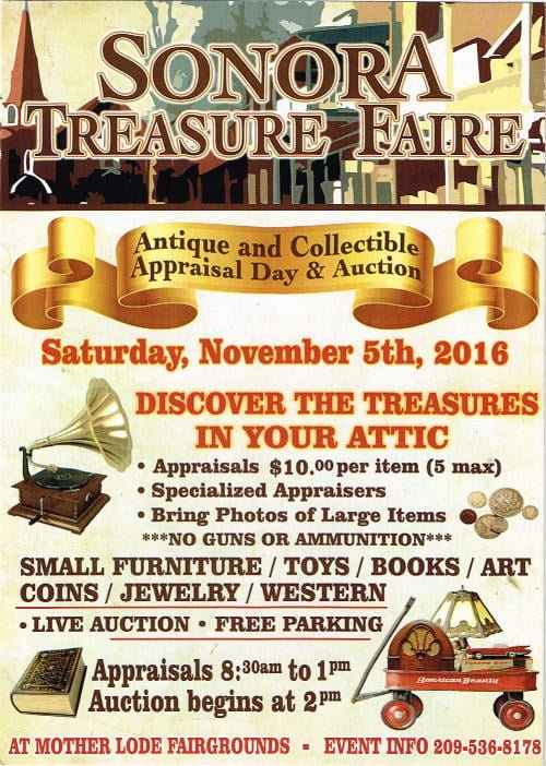 Sonora Treasure Faire